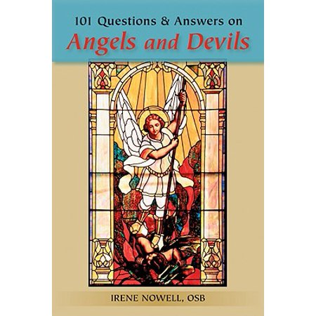 101 Questions & Answers on Angels and Devils - Angel And Devil