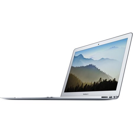 New Apple MacBook Air (13-inch, 1.8GHz dual-core Intel Core i5, 8GB RAM, 128GB SSD)- Silver (2017 Model)