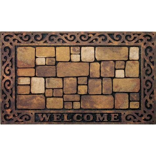Masterpiece Aberdeen Welcome Doormat by Generic