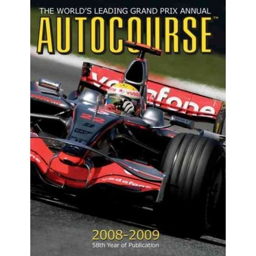 Autocourse 2008-2009: The World's Leading Grand Prix Annual