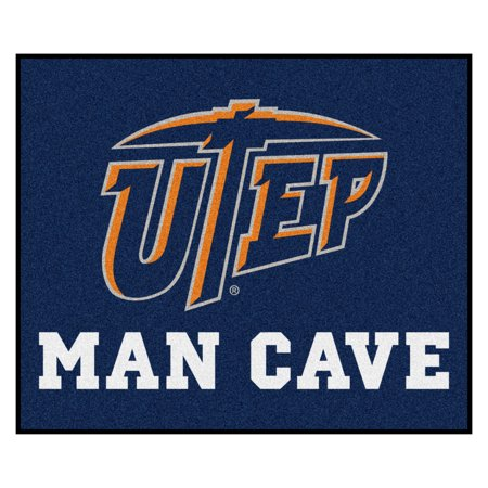 (UTEP Man Cave Tailgater Rug 5'x6')