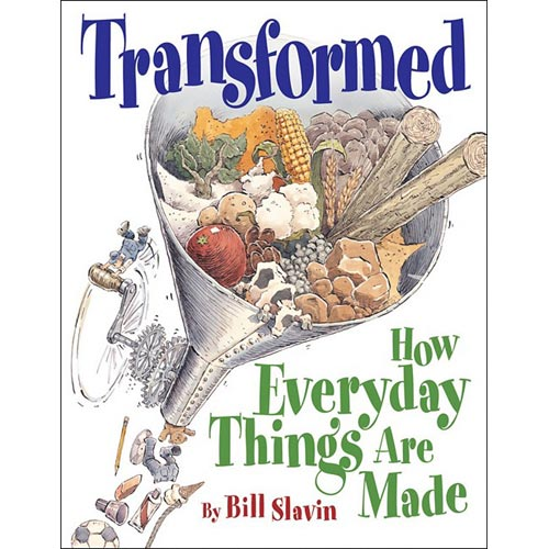Transformed: How Everyday Things Are Made
