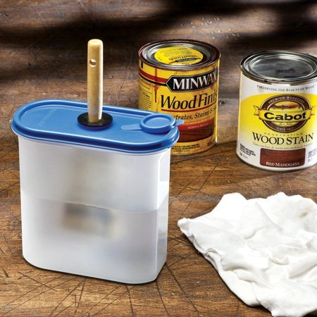 Overnight Brush Storage Container By Rockler Woodworking and Hardware Ship from
