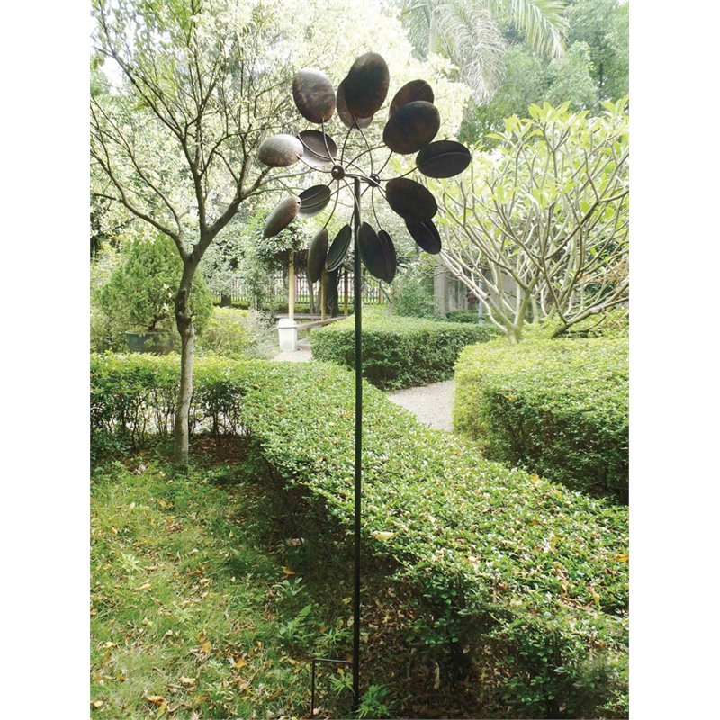 Zingz and Thingz Pinwheel Garden Windmill by Zingz & Thingz