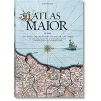Blaeu: Atlas Maior: 9783836538039