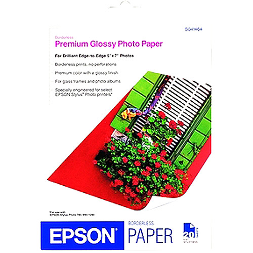 Epson S041464 Glossy Photo Paper
