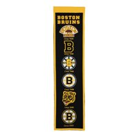 Boston Bruins Heritage Banner