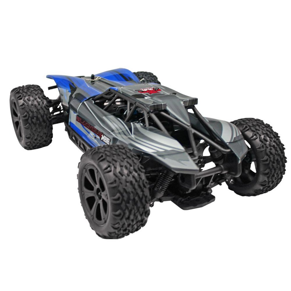 REDCAT BLACKOUT-XBE-BLUE Blackout XBE Scale Electric Buggy - Blue