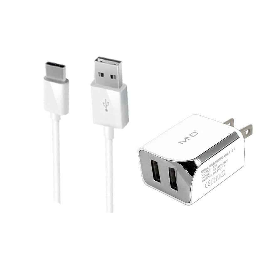 Black // 5Ft Authentic Galaxy Book 10.6-inch Quick Charge USB Type-C Data Charging and Transfer Cable.