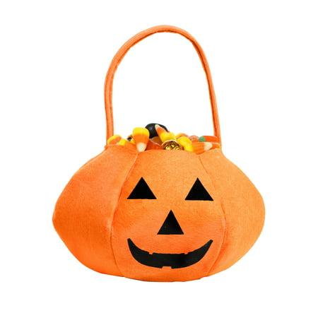 Diy Halloween Pail (The Pumpkin Treat Pail)