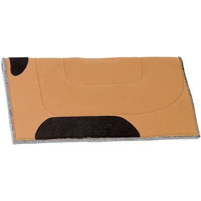 Gry Leather - Weaver Leather Llc 10 Packs GRY Canv Top Saddle Pad