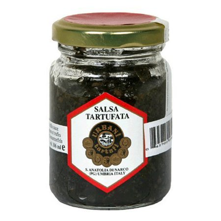 Italian Black Summer Truffle, Sauce with Mushroom - 17.5 oz
