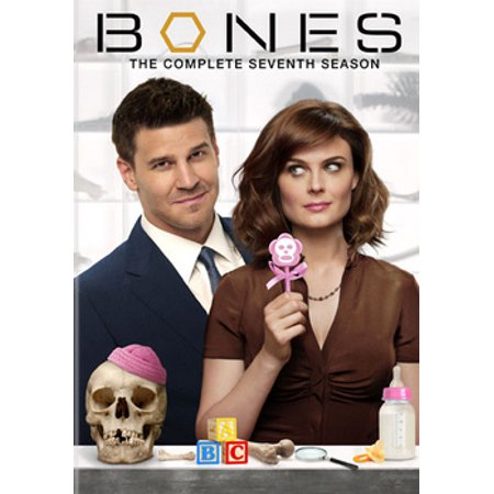 Bones: The Complete Seventh Season (DVD) - The Middle Halloween Season 7