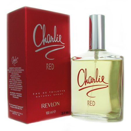 Charlie Red For Women By Revlon 3 3 Oz Edt