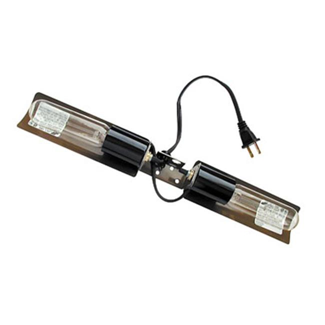 HD SL3000.0514 Double Curio Light by