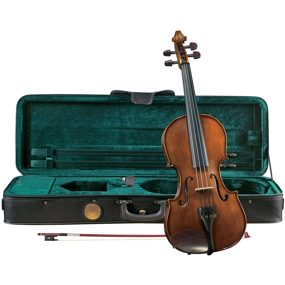 Cremona SV-165 Premier Student Violin Outfit 4 4 Size by Cremona