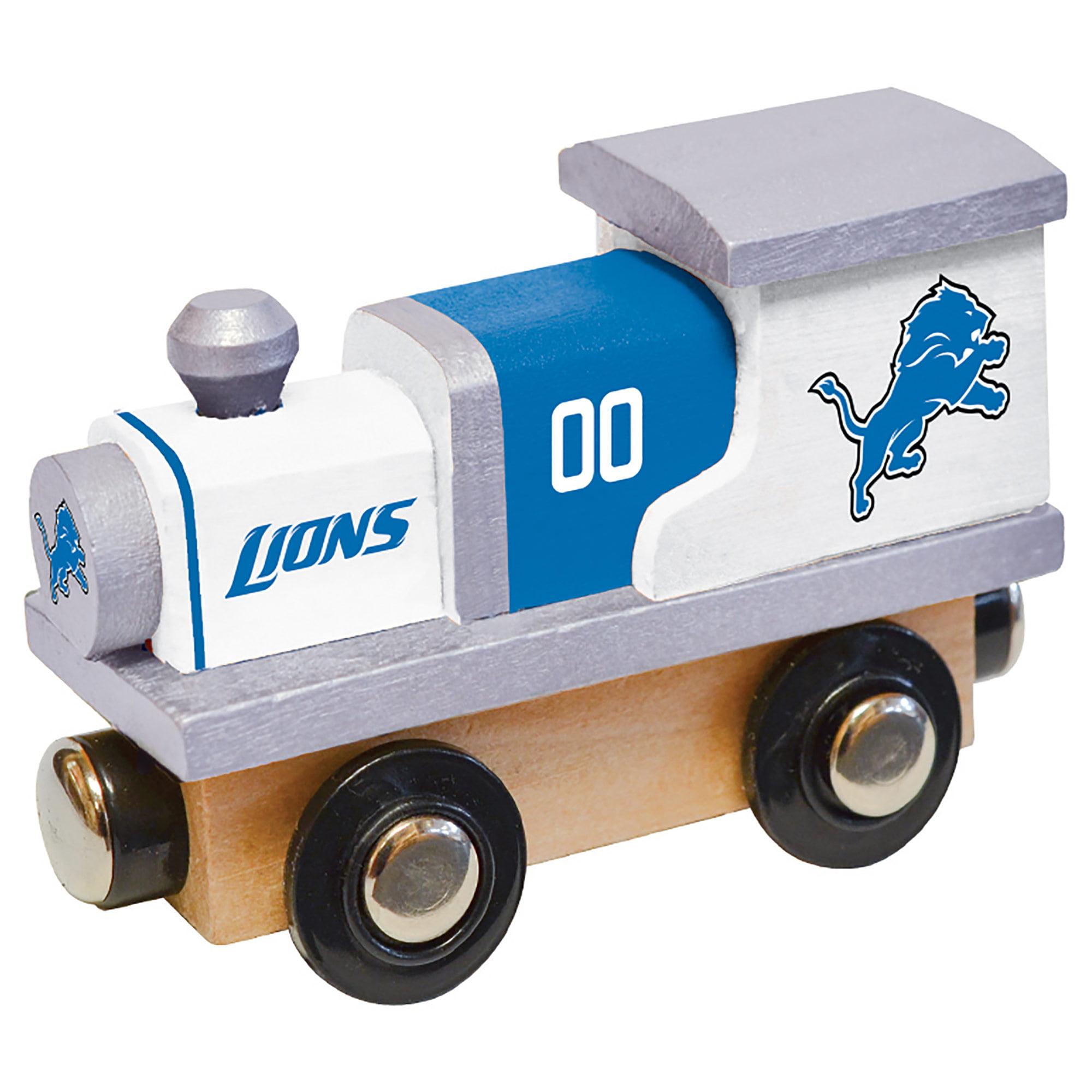 Detroit Lions NFL Train - No Size