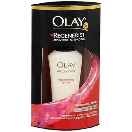 OLAY Regenerist Advanced Anti-Aging Regenerating Serum 1.70 oz (Pack of 2) - Walmart.com