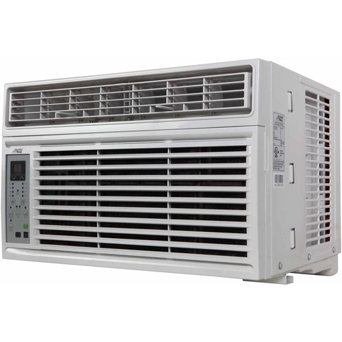 Arctic King WWK+08CR5 8,000-BTU Remote Control Cool Window Air Conditioner, White