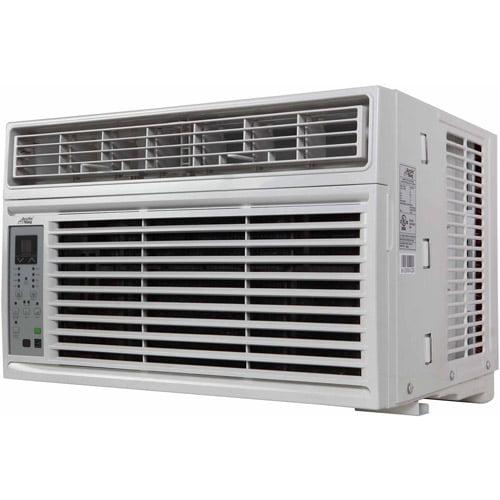 Arctic King Wwk 08cr5 8 000 Btu Remote Control Cool Window Air Conditioner White Walmart Com Walmart Com