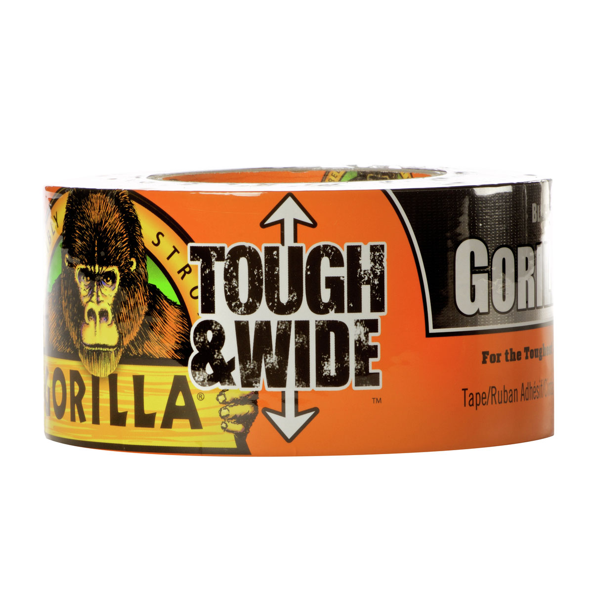Gorilla Tape Tough & Wide, 30yd Black