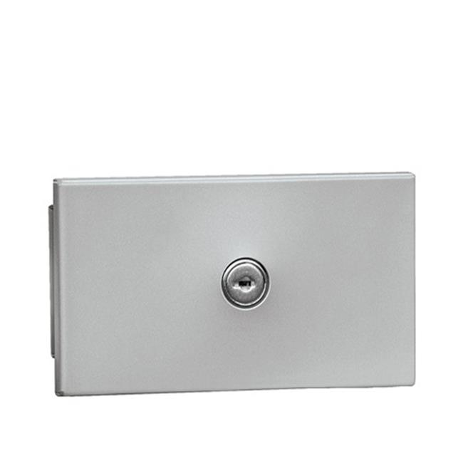 Salsbury Industries Salsbury 1090AU Key Keeper Aluminum -...