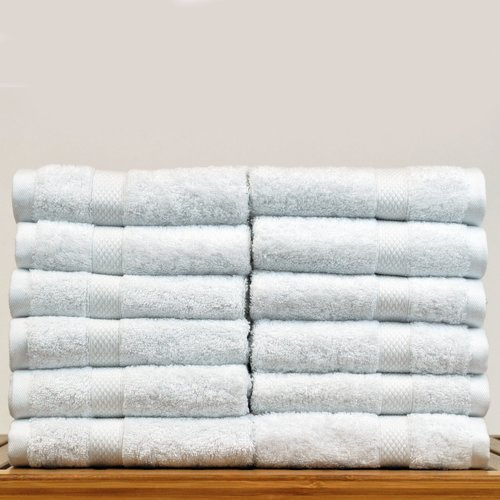 Bare Cotton Blossom Turkish Cotton Washcloth (Set of 12)