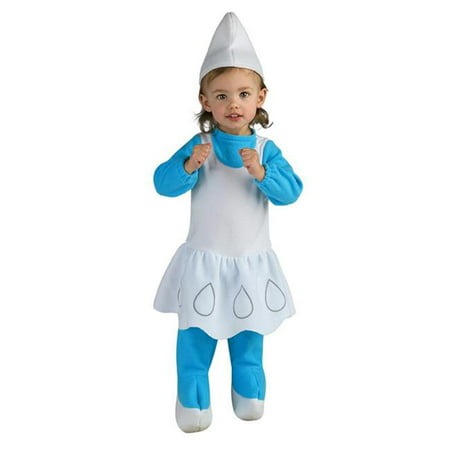 Costumes For All Occasions Ru885532N Smurfette Newborn Costume - Smurfette Costume Ideas