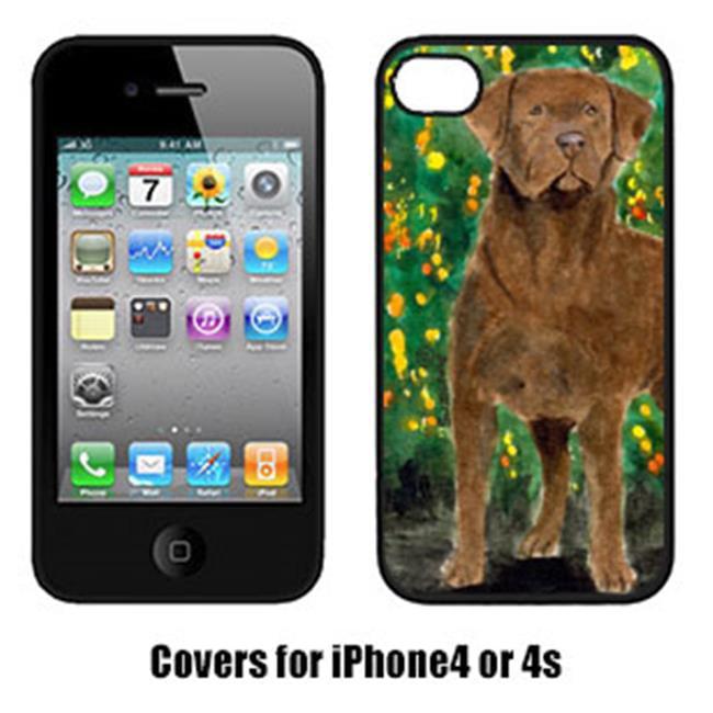 Carolines Treasures SS8969IP4 Chesapeake Bay Retriever Cell Phone Cover Iphone4 - image 1 de 1