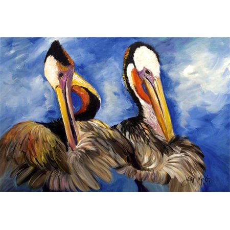 Pelican Brothers Fabric Placemat
