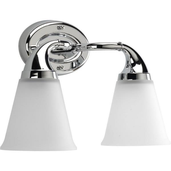 Lahara Collection Two-Light Bath & Vanity