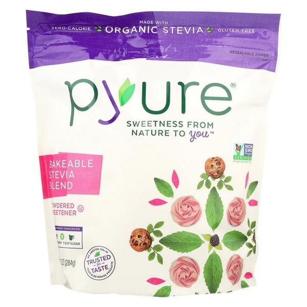 Pyure Bakeable Blend Stevia Sweetener - pack of 6 - 10 Oz.