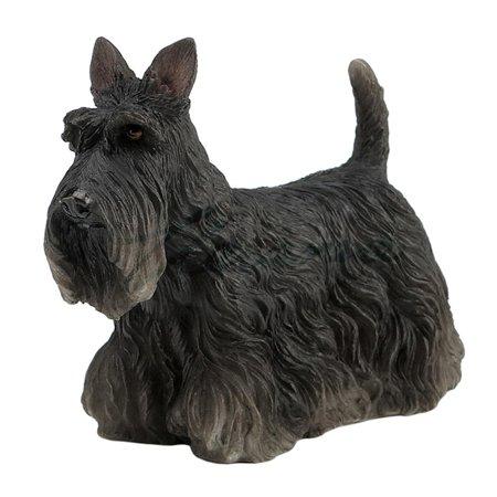 Veronese Design WU76899AA Scottish Terrier Black Dog Sculpture