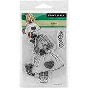 """Penny Black Clear Stamps, 3"""" x 4"""", XOXO"""