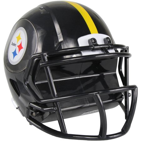 Nfl Mini Helmet - Forever Collectibles NFL Mini Helmet Bank, Pittsburgh Steelers