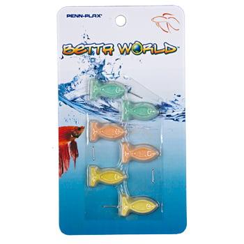 Penn plax 7 day betta vacation feeder for Automatic fish feeder walmart