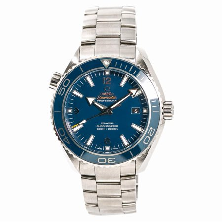 Pre-Owned Omega Seamaster 232.90.4 Titanium Watch (Certified Authentic & Warranty)
