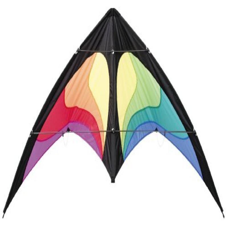 HQ Yukon Series Beach and Fun Sport Kite (Rainbow) by