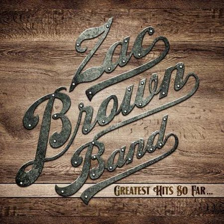 Zac Brown Band   Greatest Hits So Far     Cd
