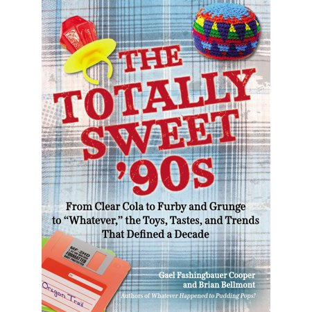The Totally Sweet 90s - eBook - 90s School Supplies