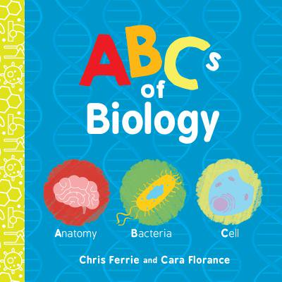 ABCs of Biology (Board Book)](Abc 31 Nights Of Halloween)