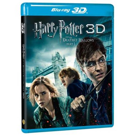 Harry Potter And The Deathly Hallows, Part 1 (3D Blu-ray + UltraViolet)