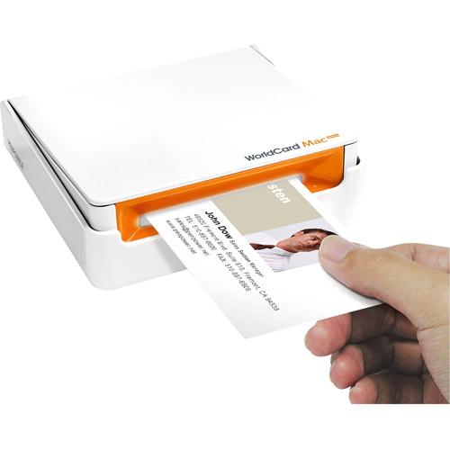Penpower card scanner