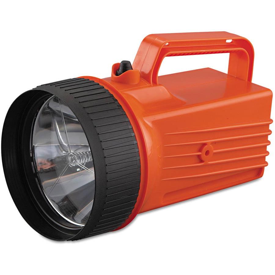 Bright Star WorkSAFE Waterproof Lantern, Orange/Black