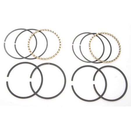 Hastings Moly Piston Ring Set +.040