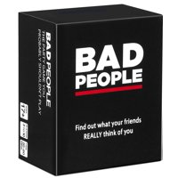 Bad People - The Savage party Game You Probably Shouldn't Play
