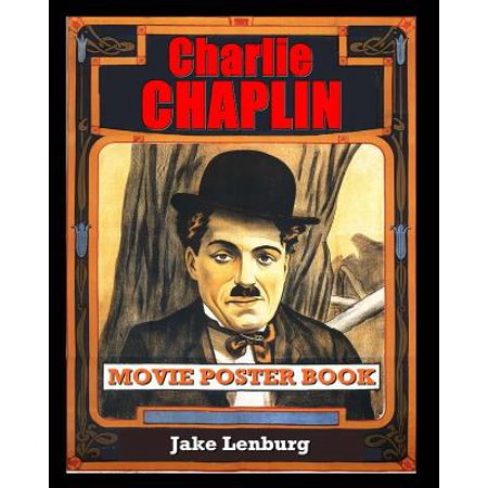Charlie Chaplin Movie Poster Book for $<!---->
