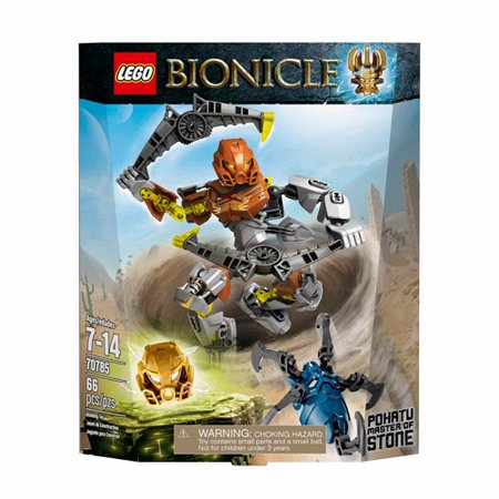 LEGO Bionicle Pohatu C Master of Stone