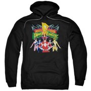 Power Rangers - Rangers Unite - Pull-Over Hoodie - X-Large