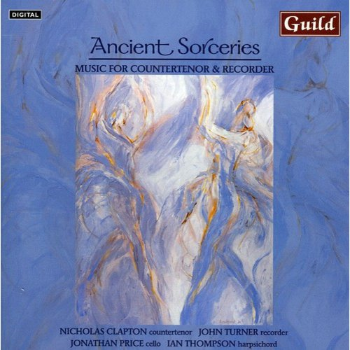 Ancient Sorceries: Music For Countertenor &